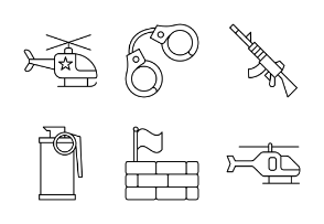 Military and Weapons vol 1