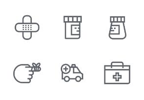Mini icon - Drugs / Medical