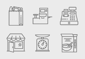 Minimal grocery
