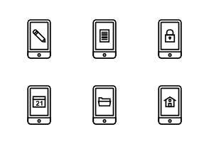 Mobile Application Line