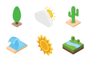 Nature, Trees and Plants