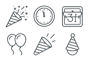 New Year - Icon't Event Line