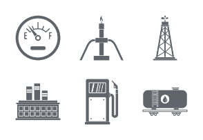 Oil industry items