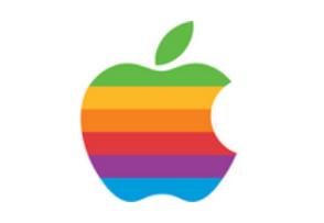 Old Apple Logo