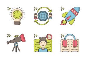 Online Education - Hazel Vol. 1