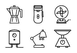 Outline:Home Appliances