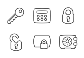 Outline Keys and Locks