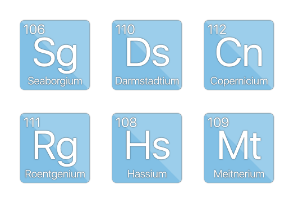 Periodic Elements - Transition Metals