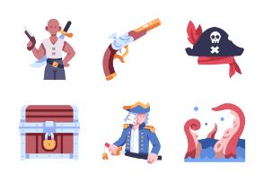 Pirate Flat
