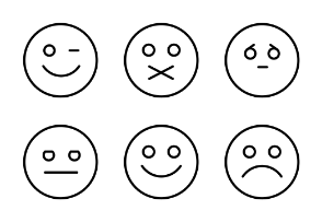 Rounded Faces