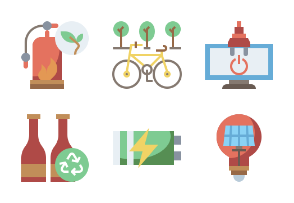 Save The World Flaticons