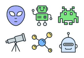 Science - Color Icons