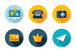 SEO Services Icons - Pack2