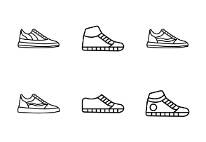 Shoes (Outline)