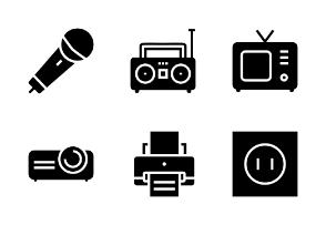 Simple Gadget Glyph