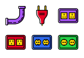 Smashicons Construction - Cartoony - Vol 3