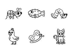 Some more animals 2