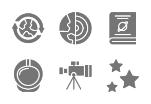 Space - Glyph