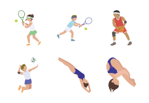 Sports I color