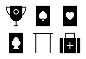 Sports Solid Icons 3