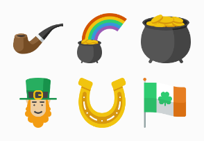 St. Patrick's Day - Icon't Event Flat
