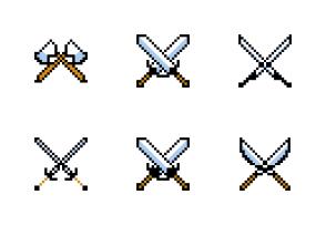 Sword Pixel