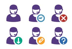Symbol Color Users 1