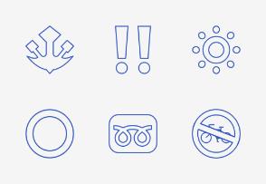 Symbols - Symbols - Add On 2 - Vol. 1