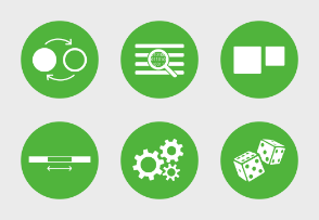 The Data Visualisation Catalogue: Search Icon Set