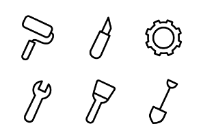 Tool outline