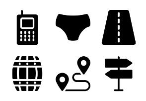 User Interface Icons Bundle 9