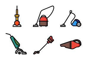 Vacuum Cleaners Ultra Colour Collection