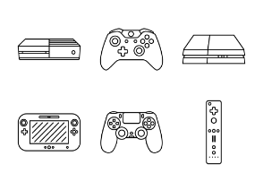 Video Game Consoles and Controllers
