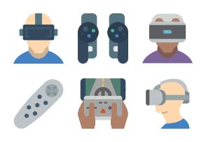 Virtual Reality - Flat