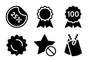 Vote, Reward & Badges