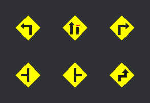 Warning Sign Set1