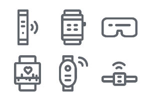 Wearable devices - Internet of Things