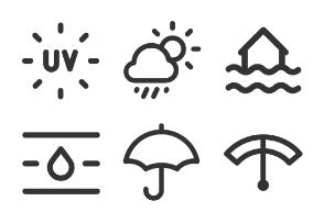 Shadies: Weather & Forecast
