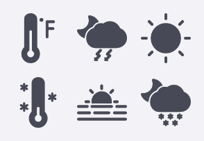 Weather - Glyph