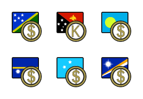 Currency Oceania