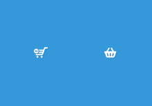 40 shopping cart icons