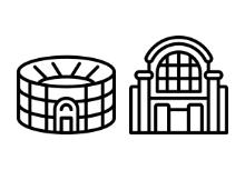 Buildings - Outline