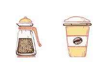 Coffee, color