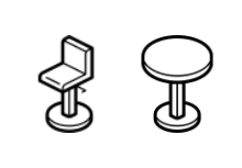 Furniture - Outline