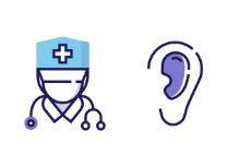 Medical Mono Color - Healthy Purple Design