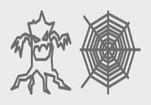 Scary Icons