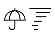 Weather Line Icons Vol 1
